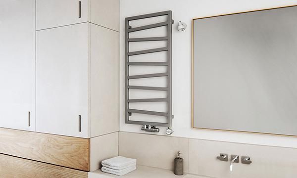 seche serviette zigzag salle de bain