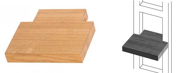 tablette pour s che serviette easy. Black Bedroom Furniture Sets. Home Design Ideas