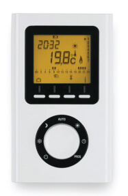 thermostat hebdomadaire ttir