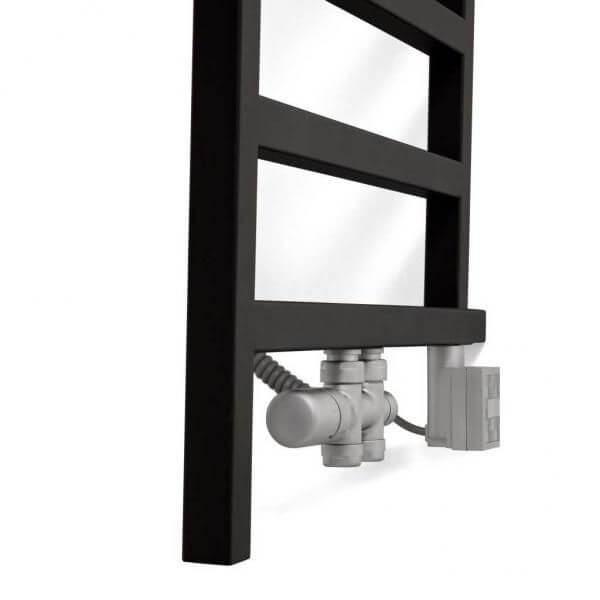 S che serviette cloison electrique simple - Changer thermostat seche serviette ...
