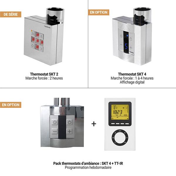 thermostats skt chromes