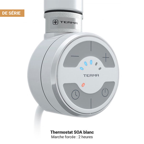 thermostats soa blanc