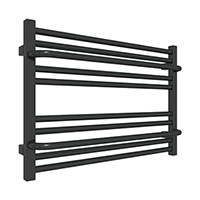 Sèche-serviette horizontal idéal pour des espaces limités