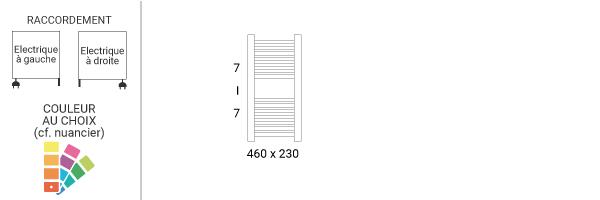 schema petit seche serviette mike460v2