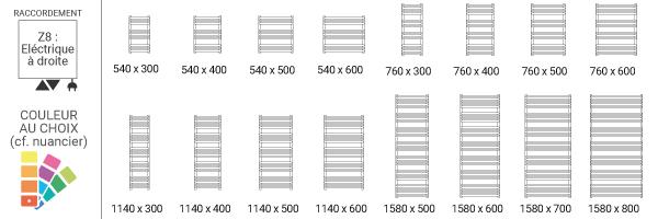 schema seche serviette mixte alexz8