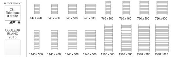 schema seche serviette mixte alexz8b