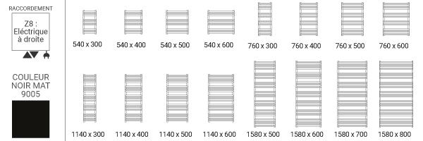 schema seche serviette mixte alexz8n