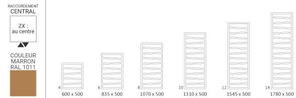 schema seche serviette ral1011 zigzagzx