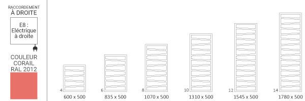 schema seche serviette ral2012 zigzage8