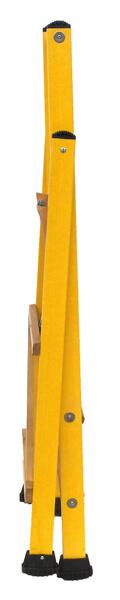Elektriker-Stehleiter klappbar