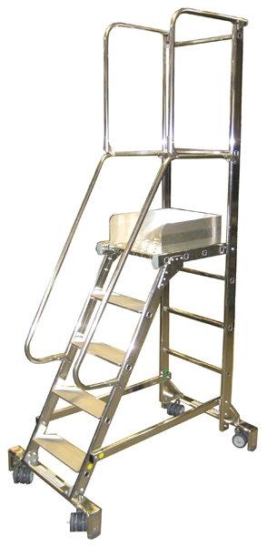 Stehleiter 5 Stufen