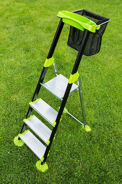 garten stehleiter garden step 209203 situation