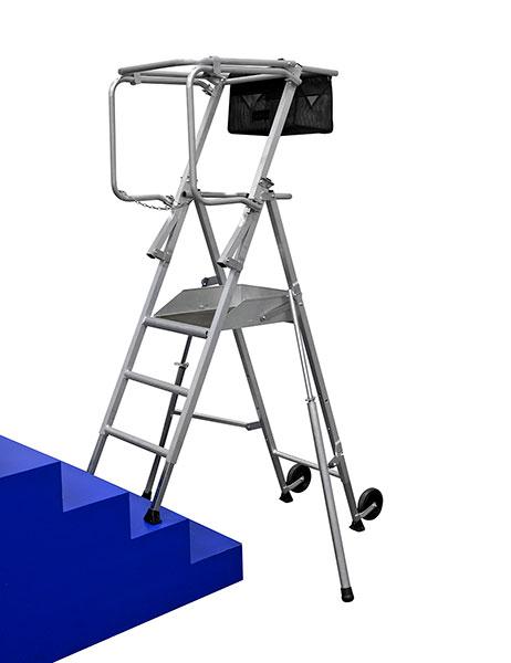 plattformleiter DAHU