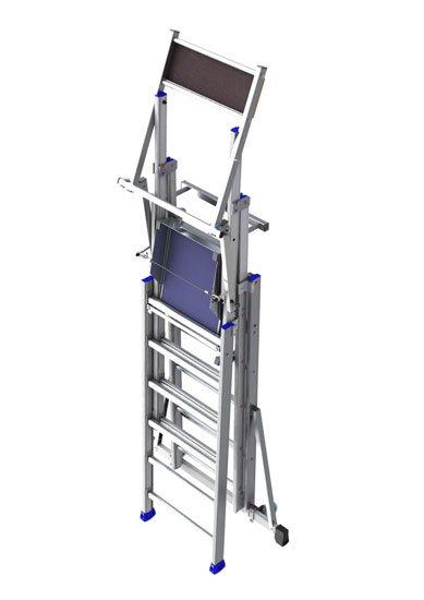 plattformleiter klappbar PIR 250