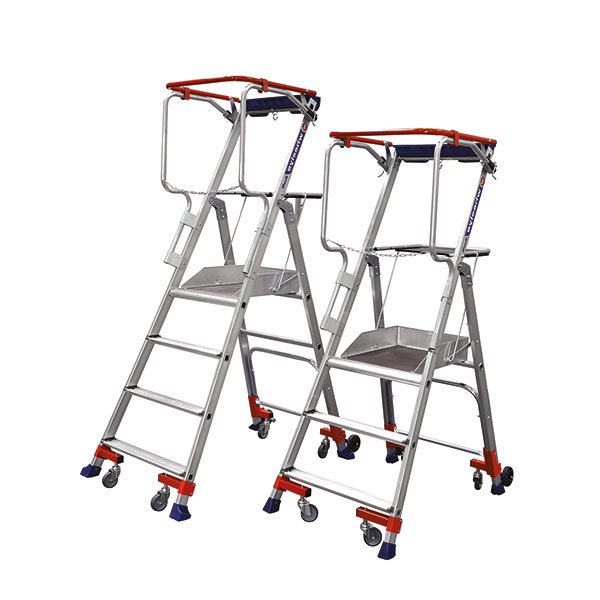 produktpalette mobile stehleiter wheelys 501903