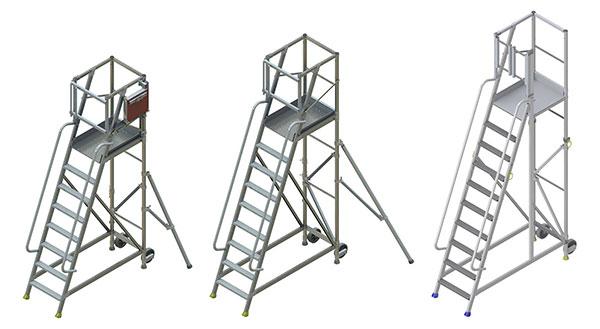 produktpalette stehleiter ER6