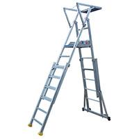 Stehleiter für Treppen