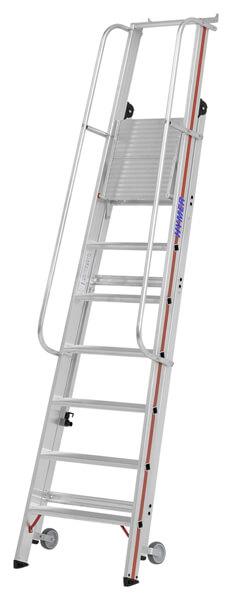 Stehleiter klappbar 8081