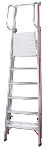 Stehleiter Plattform 8080