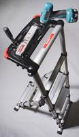 Werkzeugablage für Teleskopleiter Telesteps