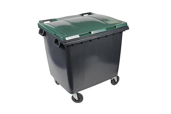 conteneur 1000l vert