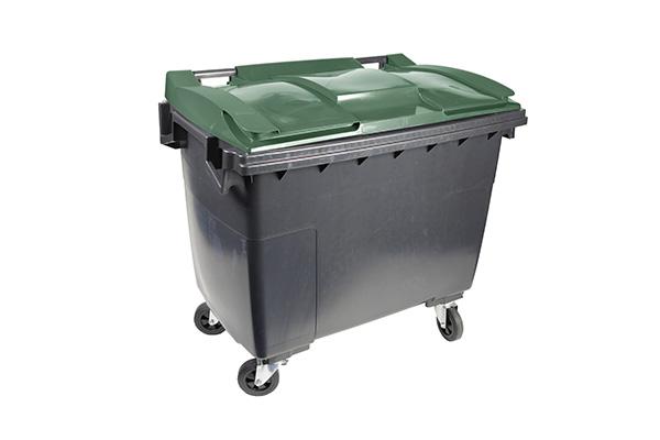 conteneur 660l vert