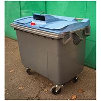 poubelle tri selectif 770l