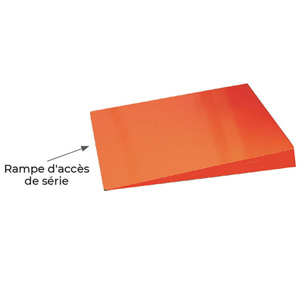 rampe table electrique extra plate