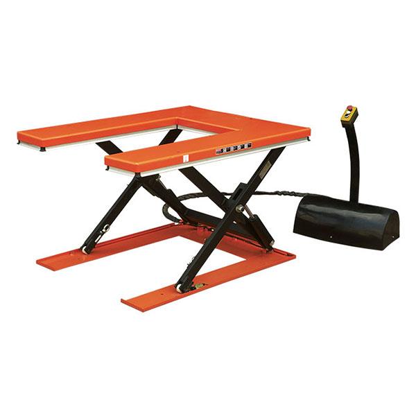 table elevatrice electrique HU
