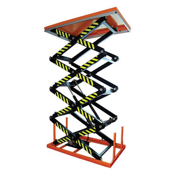 table elevatrice electrique quatre ciseaux SHF