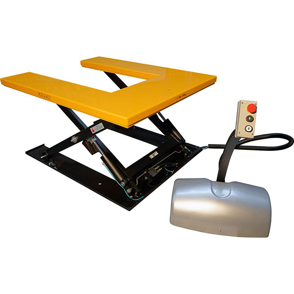 table elevatrice electrique