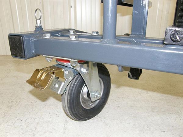 roues gerbeur tout terrain