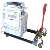 Transpalette polyvalent pour photocopieur