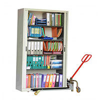 Transpalette manutention armoire
