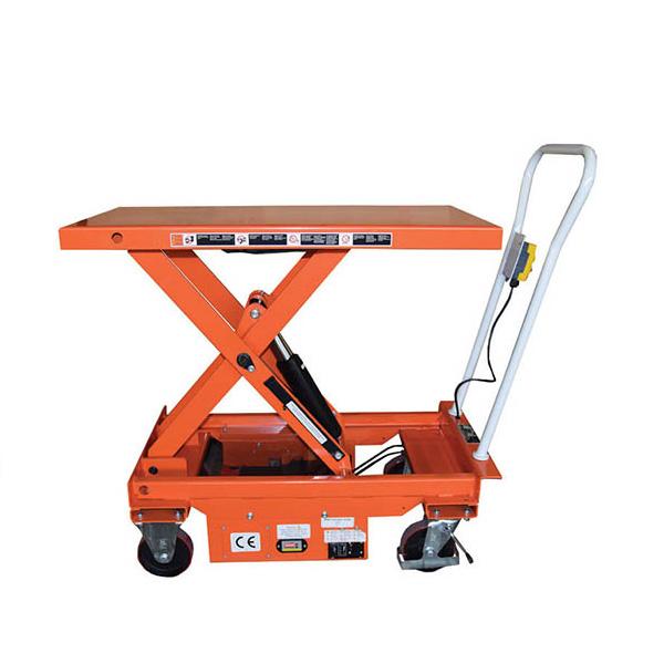 table elevatrice semi electrique ES50