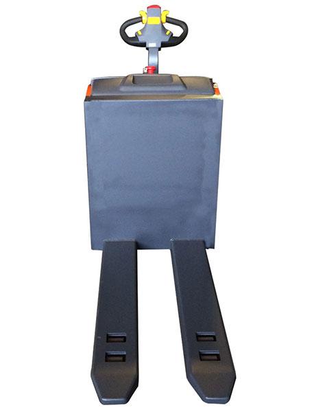 Transpalette electrique compact charge max 1800kg