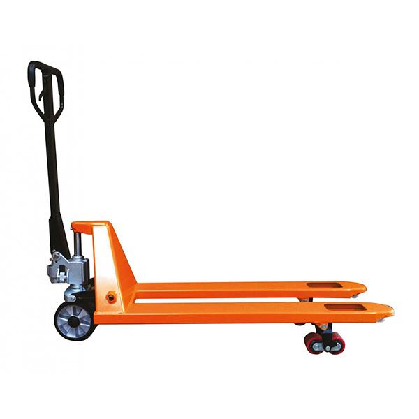 transpalette manuel orange