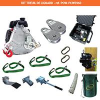 kit de tirage lignard top