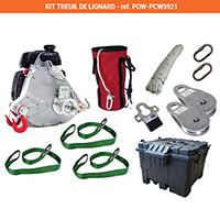 kit de tirage lignard