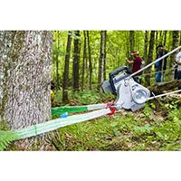 treuil batterie portable pcw3000 li forestier