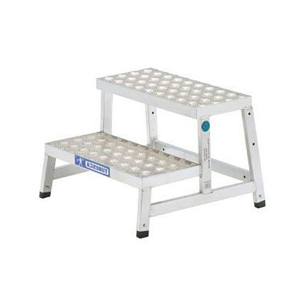 trittleiter modul alu 2 stufen